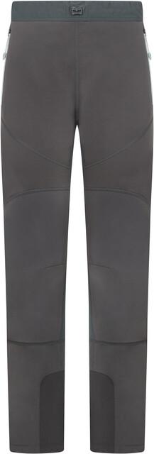 La Sportiva Solid 2.0 Spodnie Mężczyźni, carbon